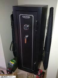 stack on 14 gun cabinet accessories armslist for sale stack on 14 gun safe combo version black