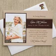 Programs For Memorial Services Samples Thank You Card Best Thank You Cards Funeral Sympathy Thank You