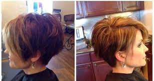 short hair over ears longer in back cute longer looking pixie the hair on the sides and the back is
