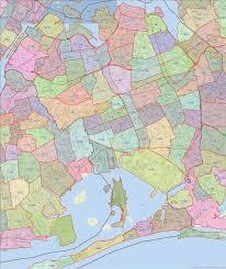 Queens Map Queens Zip Codes Jpg