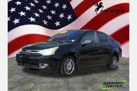 used 2010 ford focus used 2010 ford focus for sale in gilbert az edmunds