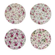 china designs amazon com gracie china rose chintz porcelain 8 inch dessert plate