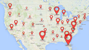 A Map Of Usa by Home Page 3dinschool Com