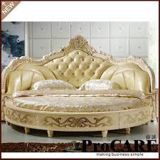 european king bed online shop modern european elegant noble style king size round
