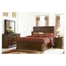 Bedroom  Kalispell Set Bed Dresser Mirror Nightstand  Cool - Cheap north shore bedroom set