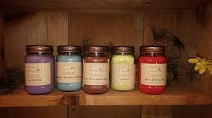 16 oz soy jar candle