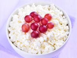 Calories In Lowfat Cottage Cheese by Cottage Cheese U0026 Grapes Recipe And Nutrition Eat This Much