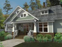 1 Story Home Floor Plans Story Bungalow House Plans With Porches Indian 1 Story Homes
