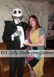 Jack Jack Halloween Costume Diy Sally Skellington Costume Nightmare Christmas Costume