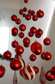 diy adorno colgante con esferas christmas pinterest