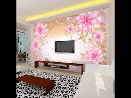 3d Wall Designs Bedroom 3d Wallpaper For Wall As Royal Decor