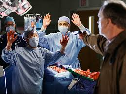 The Or The Catastrophes To Hit Em Grey S Anatomy Em