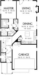 one story floor plans with two master suites 136 best small house plans images on small house plans