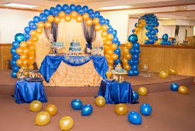 Royal Prince Decorations Prince Birthday Party Ideas Photo 1 Of 15 Catch My Party
