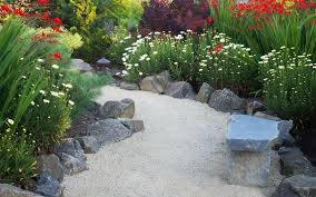 Rocks For Garden Edging 30 Brilliant Garden Edging Ideas You Can Do At Home Garden Bush
