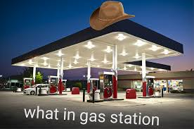 Gas Station Meme - what in gas station what in tarnation know your meme