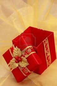 pre wrapped gift boxes christmas gift box christmas vintage jewelry gift box navy and gold favors