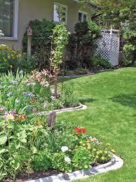 Ideas For Backyard Gardens Great Back Yard Gardens Pleasing Backyard Gardens Home Design Ideas