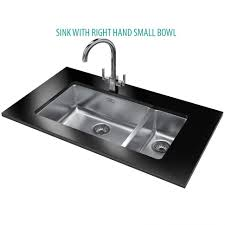 kitchen bathroom sink franke single basin granite sink blanco