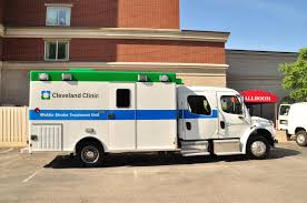 cleveland clinic to launch mobile stroke unit bringing the er to