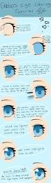 anime eye coloring tutorial by chelsosaurus on deviantart