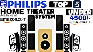 home theater systems amazon com top 5 best philips home theater system under 5000 hindi youtube