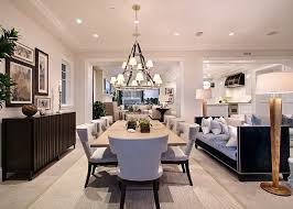Attractive Kitchen Dining Family Room Ideas Great Floor Plans - Kitchen family room layout ideas