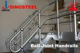 Handrail Systems Suppliers Joint Ball Stanchion Handrail System China Suppliers 494986