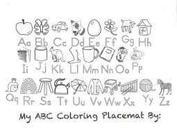 free printable alphabet coloring pages a in az itgod me