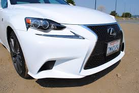 lexus is350 f sport in snow 2016 lexus is350 f sport test drive review autonation drive
