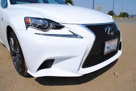 lexus is350 f sport mileage 2016 lexus is350 f sport test drive review autonation drive