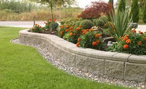 brilliant retaining wall garden 27 backyard retaining wall ideas