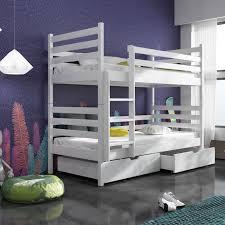 lit superposé chambre lit superposé némo 8 couleurs petitechambre fr