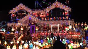 photos decorated houses around the new york city area from