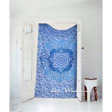 Turquoise Wall Decor Indian Traditional Tapestries And Wall Hangings Bedroom Decor