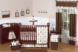 Nursery Bedding And Curtains Ideas Wonderful Owl Baby Bedding Sets For Your Baby Room Ideas