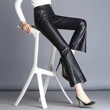 Real Leather Leggings Online Buy Wholesale Real Leather Pants From China Real Leather