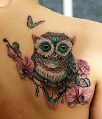 tattoo pictures of owls owl roses eye by edwardmiller on deviantart i loooove this