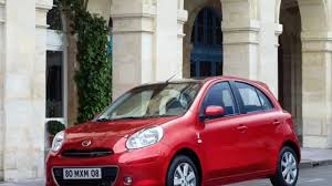 2012 Nissan Micra Elle Youtube