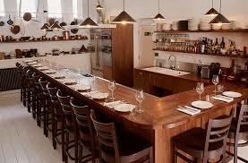 Kitchen Table Restaurant by Mark U0027s Kitchen Chefs Table Hix Restaurants