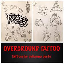 overground tattoo 261 photos 76 reviews tattoo u0026 piercing