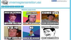 Crear Un Meme Online - memegenerator crear memes online gratis