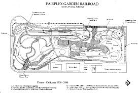 Garden Railroad Layouts Gjrr Map Gif
