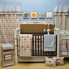 striped crib bedding sets you u0027ll love wayfair