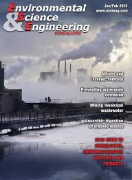 environmental science u0026 engineering magazine january february 2015