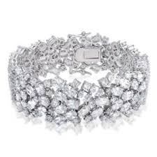 zirconia bracelet images How can you tell if a diamond bracelet is fake jpg