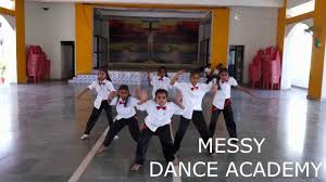 hip pop dance choreography by messy dance academy youtube