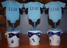 Gorgeous Ideas Baby Shower Centerpieces For A Boy Best 25