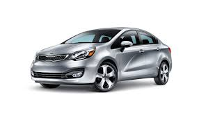 subcompact cars 2014 kia rio the subcompact with immaculate styling