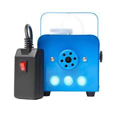 2 marq lighting fog 400 machines in blue u0026 halloween lights idjnow